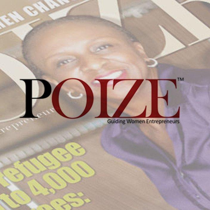 Poize Magazine Design