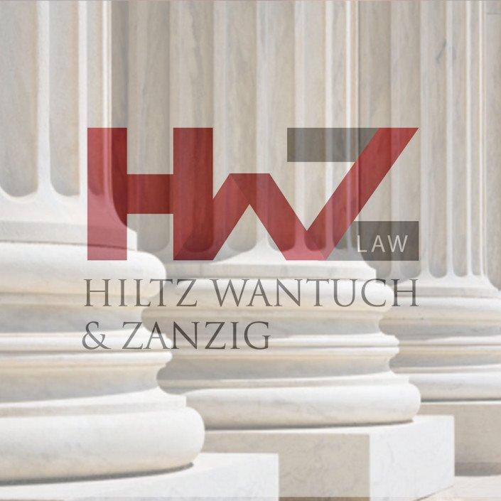 hwz law Brand Design