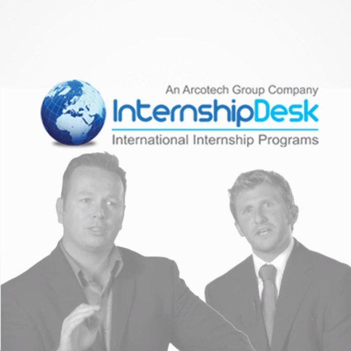 Internshipdesk Video advertising