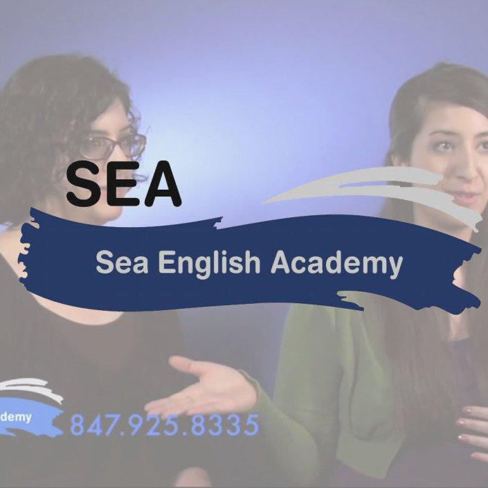 sea english academy Video Advertising