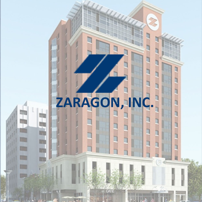 Zaragon Website Design